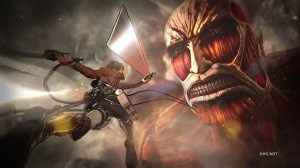 Koei Tecmo take a slice at Attack on Titan