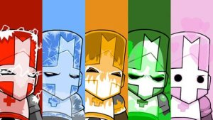 Castle Crashers getting a Xbox One remaster very soon.