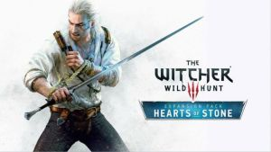 The Witcher 3's Heart of Stone DLC dated