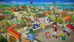 Yo-Kai Watch anime to premiere on Disney XD
