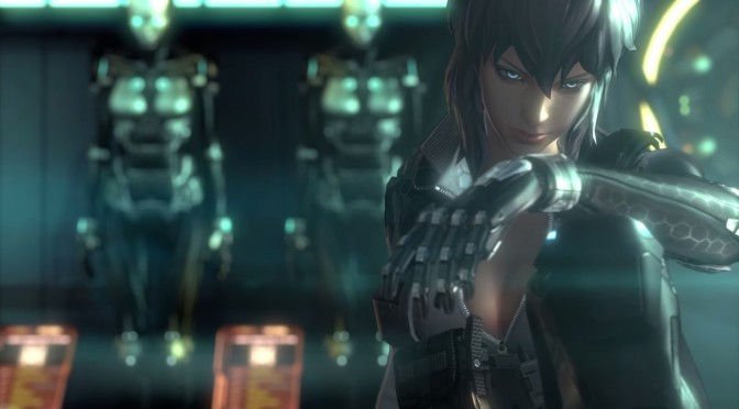 Ghost In The Shell Free To Play Shooter Coming To Steam Next Month Game It All