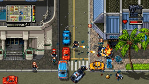 Retro City Rampage goes 16 bit in the new Shakedown Hawaii