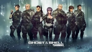 Ghost in the Shell: First Assault Online goes to Early Access