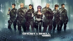 Ghost in the Shell First Assault free this weekend on Steam