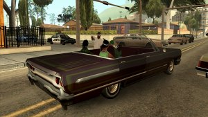 Grand Theft Auto: San Andreas ported to PS3