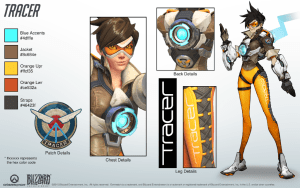 Blizzard releases detailed cosplay guide for Overwatch