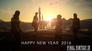 Final Fantasy XV is confirmed for a 2016 release window