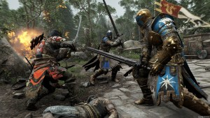 For Honor Story Trailer released, January Closed Beta announced
