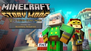 Minecraft: Story Mode Episode II
