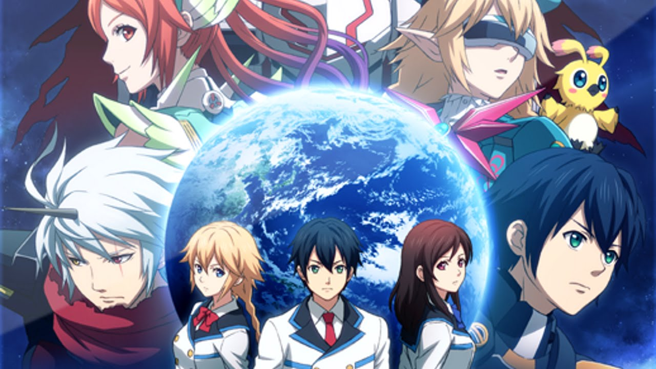 phantasy star online 2 anime coming to north america | game it all
