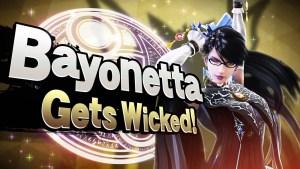 Bayonetta hits Super Smash Bros on February 3th.