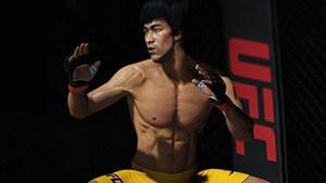Bruce Lee returns for UFC 2