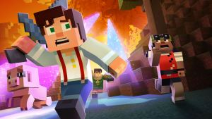 Minecraft Story Mode: Episode IV