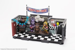 Five Nights At Freddy's get a playset from McFarlane Toys