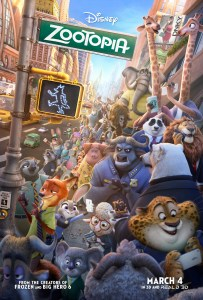 Film Review: Zootopia is the best animated film in years