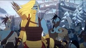 The Banner Saga 2 hits Steam next month