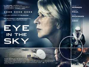 Film Review: Eye in the Sky is a tense thriller with a brain