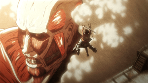 Anime Review: Attack on Titan