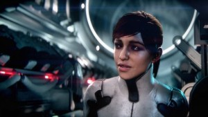 First Mass Effect Andromeda gameplay highlights a hostile search for a new home