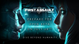 Ghost in the Shell: SAC First Assault Online goes to Open Beta on July 28th