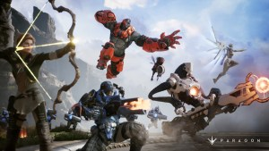 Paragon goes to Open Beta today!