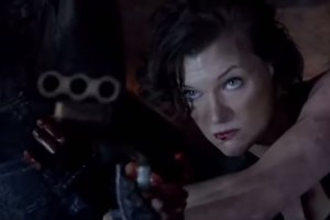 First trailer for Resident Evil: The Final Chapter leaked