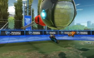 Rocket League gets power-ups in new Rumble Mode