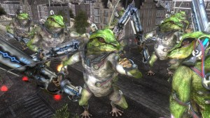 Check out the new enemies for Earth Defense Force 5