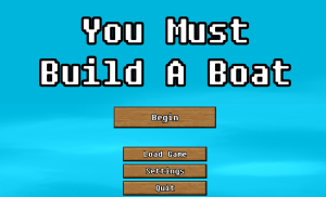 Row, Row, Row Your Boat… Once It's Built – Eighty Eight Games – You Must Build A Boat