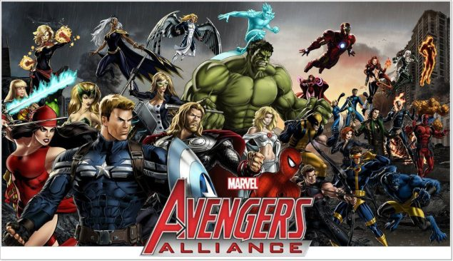 avengersalliance