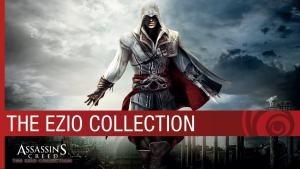 Relive 3 of the best Assassin's Creed games with the Ezio Trilogy
