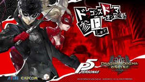 Capcom and Atlus team up to bring Persona 5 costumes to Dragon's Dogma Online.