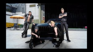 Final Fantasy XV Review: Day 1