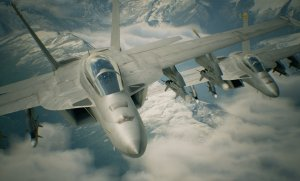 Ace Combat 7 will return to Strangereal