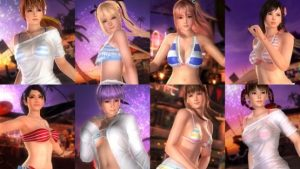 You'll need a loan to buy all of Dead or Alive 5's DLC