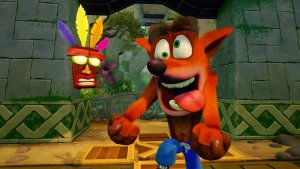 Crash Bandicoot N.Sane Trilogy might be a Timed Exclusive.