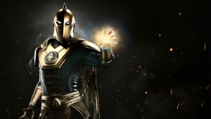 Doctor Fate joins the Injustice 2 cast.