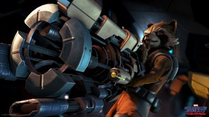 Telltale's Guardians of the Galaxy gets first screenshots and cast listing.