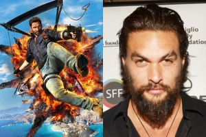 Just Cause Movie in the works with Jason Momoa to star