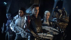 Play the first 10 hours of Mass Effect Andromeda for free
