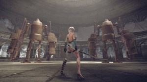 Nier: Automata gets DLC Costumes and CEO Fights