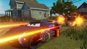 WB Games and Disney team up for Cars 3 game