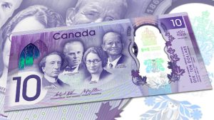The new Canadian $10 bill announcement gets better with the Konami Code
