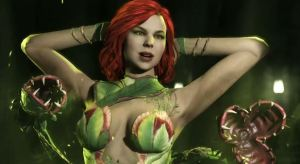 Poison Ivy gets her own Injustice 2 showcase