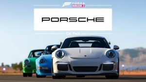 Porche kicks off new partnership with Microsoft, DLC coming to Forza Horizon