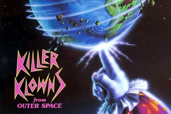 What Were They Thinking? – Killer Klowns from Outer Space