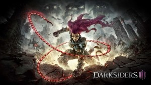 Darksiders 3 officially announced, introduces Fury