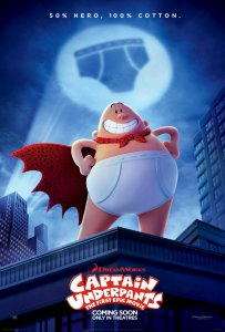 Film Review: Captain Underpants