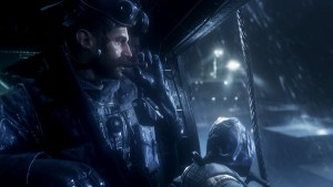 Call Of Duty : Modern Warfare Remastered available now on PS4