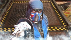 Sub-Zero takes on the DC Universe in Injustice 2